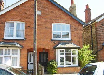 Thumbnail 3 bed semi-detached house to rent in Donnington Road, Dunton Green, Sevenoaks