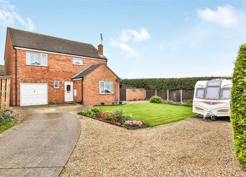 Thumbnail 4 bedroom detached house for sale in Gwyn Crescent, Fakenham