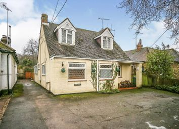 Hodsoll Street, Sevenoaks TN15. 3 bed detached house for sale
