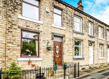 Thumbnail 2 bed terraced house for sale in Crow Lane, Milnsbridge, Huddersfield