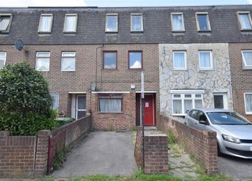 Thumbnail 4 bed terraced house for sale in Lomond Close, Portsmouth, Hampshire