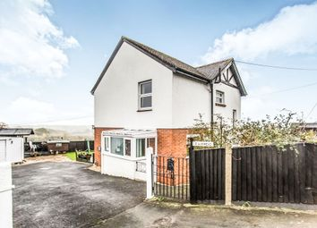 Thumbnail 4 bed detached house for sale in Church Hill, Bourton, Gillingham