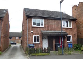 Thumbnail 2 bedroom semi-detached house for sale in Stockbrook Road, Derby, Derbyshire