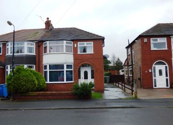 Thumbnail 3 bed property to rent in Downs Drive, Timperley, Cheshire