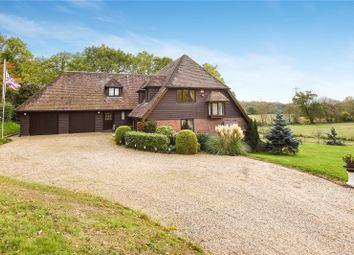 Thumbnail 4 bed detached house for sale in Lordswood, Highbridge, Hampshire