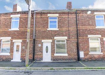 Thumbnail 2 bed terraced house for sale in Warren Street, Horden, Peterlee