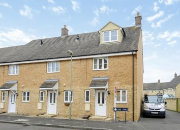 Thumbnail 3 bedroom end terrace house for sale in The Oaks, Carterton