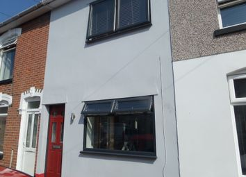 Thumbnail 2 bedroom terraced house to rent in Havant Road, Portsmouth