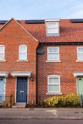 Thumbnail 3 bed terraced house for sale in Hudgell Road, Stansted Mountfitchet