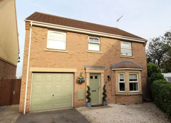 Thumbnail 4 bed detached house for sale in Kaye Drive, Osgodby
