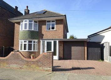 Thumbnail 3 bedroom detached house for sale in Leopold Road, Felixstowe