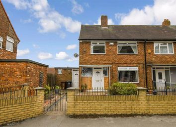 Thumbnail 3 bed end terrace house for sale in Parthian Road, Bilton Grange, Hull