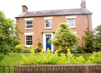 Thumbnail 4 bed detached house for sale in The Cross, Oswestry