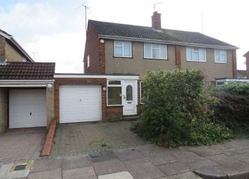 Thumbnail Semi-detached house for sale in Barking Close, Luton