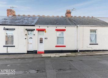 Thumbnail 2 bedroom terraced bungalow for sale in Dene Street, Sunderland, Tyne And Wear