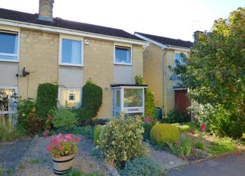 Thumbnail 2 bed semi-detached house for sale in Hakeburn Road, Cirencester