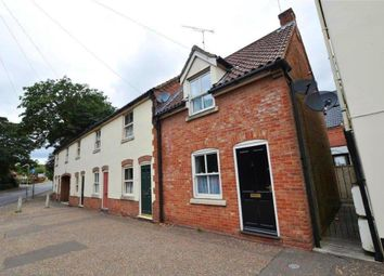 Thumbnail 1 bed terraced house to rent in Park Lane, North Walsham
