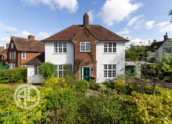 Thumbnail 4 bed detached house for sale in Icknield Way, Letchworth Garden City