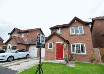 Thumbnail 3 bed detached house for sale in 10 Verbena Drive, Preesall, Lancs