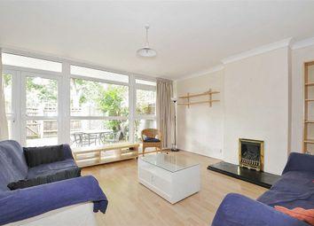 Thumbnail 4 bed flat to rent in Westbridge Road, London