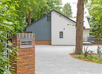 Thumbnail 2 bedroom flat for sale in Sadler's Lodge, Welwyn, Hertfordshire