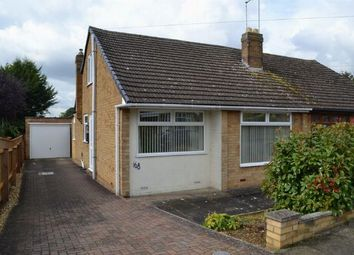 Thumbnail 2 bed semi-detached house for sale in Coppice Drive, Parklands, Northampton