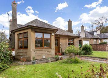 Thumbnail 3 bed detached bungalow for sale in 37 Duddingston Road West, Edinburgh