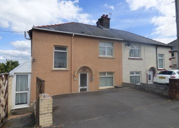 Thumbnail 3 bed semi-detached house for sale in Chamberlain Road, Neath, West Glamorgan.
