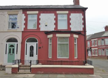 Thumbnail 3 bedroom end terrace house for sale in Higher Lane, Fazakerley, Liverpool