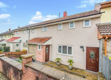 Thumbnail 3 bed terraced house for sale in The Leas, Pontnewydd, Cwmbran