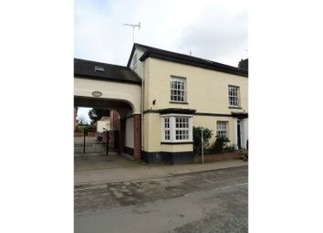 Thumbnail 3 bed mews house for sale in Aldelyme Court, Audlem