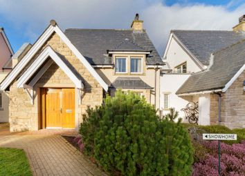 Thumbnail 3 bed lodge for sale in Glenmor, Gleneagles, Perthshire