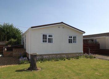 Thumbnail 2 bed mobile/park home for sale in Longstanton, Cambridge, Cambridgeshire