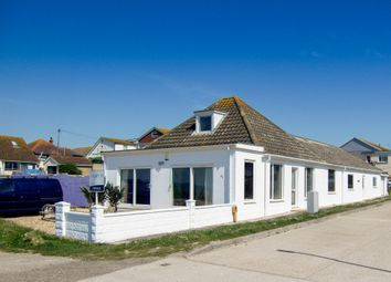 Thumbnail 4 bed bungalow for sale in The Promenade, East Sussex