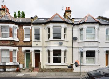 Thumbnail 4 bed property to rent in Claxton Grove, Barons Court, London