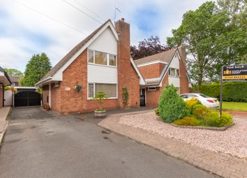 Thumbnail 3 bedroom detached house for sale in Burrows Lane, Eccleston, St. Helens
