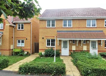 Thumbnail 3 bedroom semi-detached house for sale in Jubilee Avenue, Portsmouth