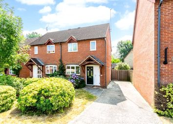 Thumbnail 2 bed semi-detached house for sale in Renown Way, Chineham