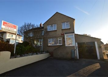 Thumbnail 3 bed semi-detached house for sale in Fallowfield Close, Newton Abbot, Devon.