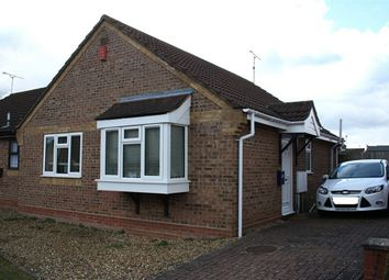 Thumbnail 2 bedroom semi-detached bungalow for sale in St. Thomas Close, Brandon