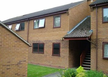 Thumbnail 2 bed flat to rent in Rowley Drive, Newmarket