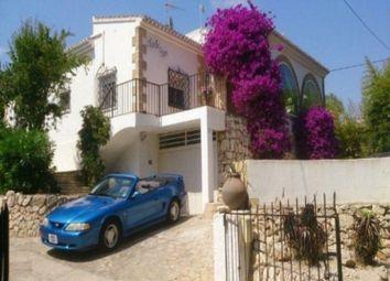 Thumbnail 4 bed villa for sale in Javea, Alicante, Costa Blanca. Spain