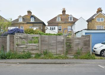 Thumbnail Land for sale in Grosvenor Road, Broadstairs, Kent