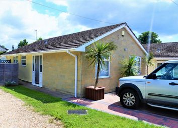 Thumbnail 3 bed detached bungalow for sale in Sweetmans Road, Shaftesbury