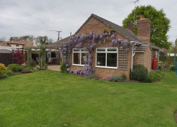 Thumbnail 3 bed detached bungalow for sale in Frognall, Deeping St. James, Peterborough