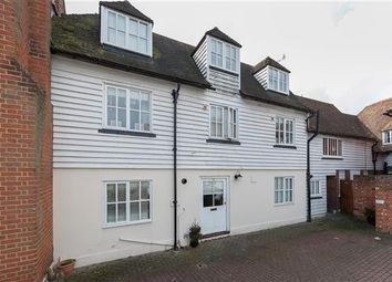 Thumbnail 4 bed terraced house for sale in Millers Yard, Tudor Road, Canterbury