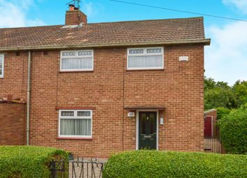 Thumbnail 3 bed semi-detached house for sale in Southern Way, Wolverton, Milton Keynes