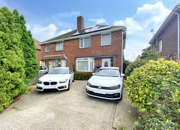 4 bed semi-detached house for sale in Nobes Avenue, Gosport, Hampshire PO13