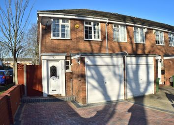 Thumbnail 3 bed end terrace house for sale in Camborne Road, Sutton