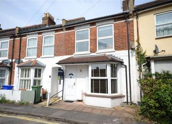 Thumbnail 2 bed terraced house for sale in Beechnut Road, Aldershot, Hampshire